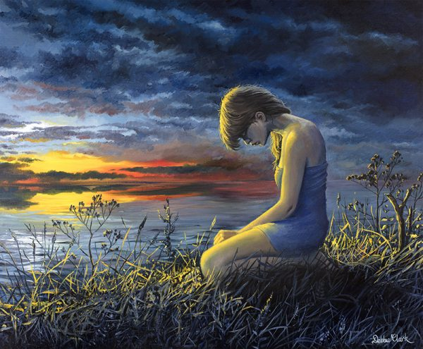 Dark Night of the Soul Painting