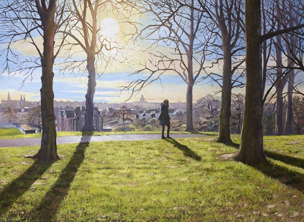 Inverleith Park Painting