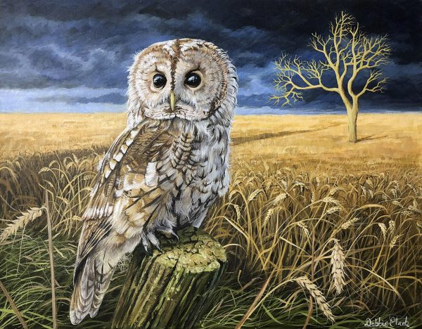 The Guardian Owl